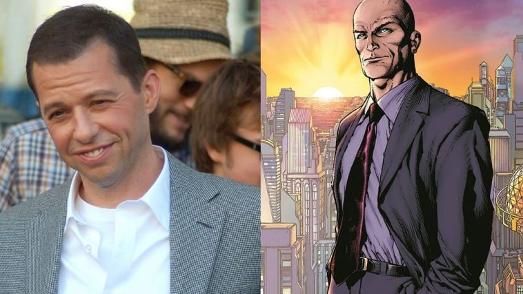 Jon Cryer - Lex Luthor Supergirl