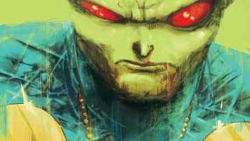 Martian Manhunter 2018