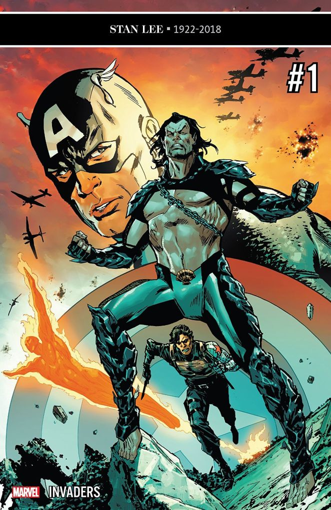Invaders (2019) #1 Review