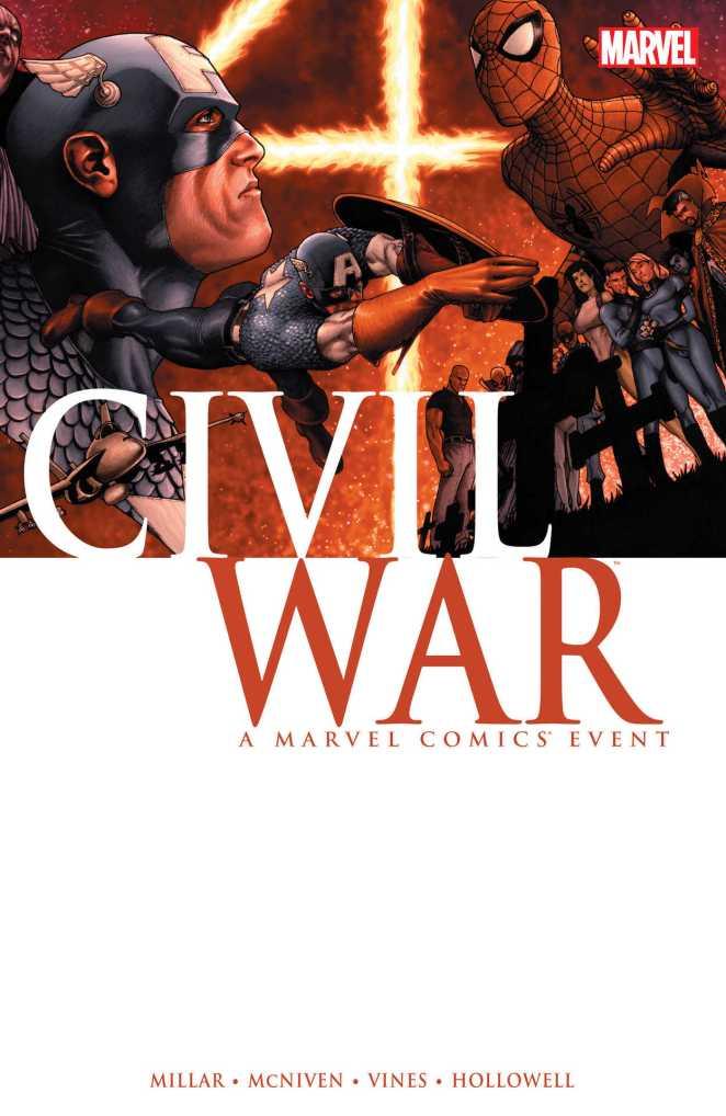 Civil War Marvel Event