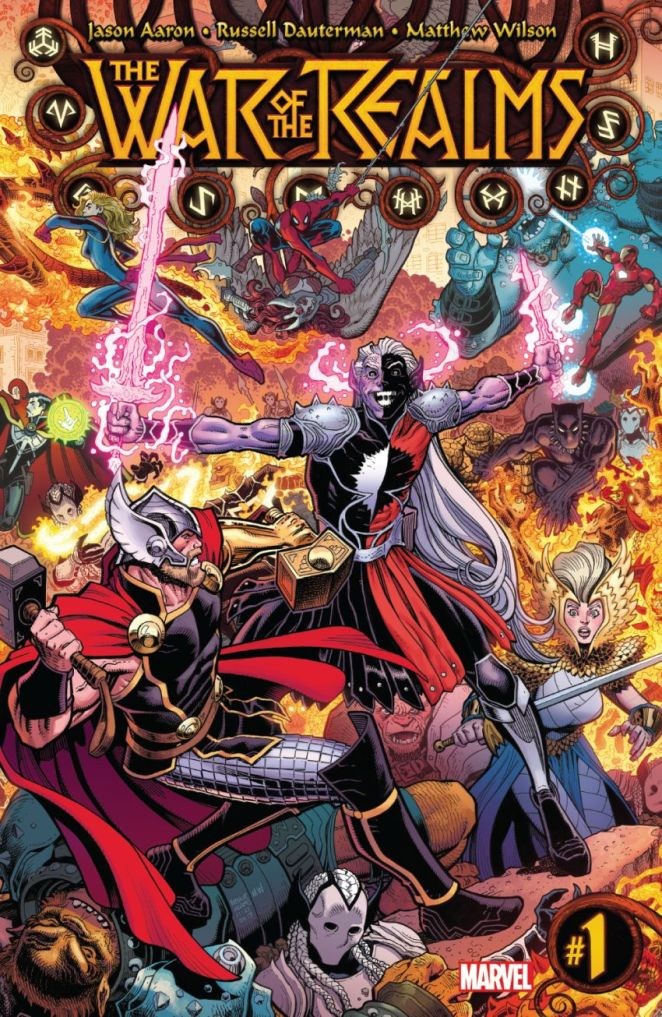 War of the Realms Marvel Comics