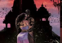 These Savage Shores #1 Cover