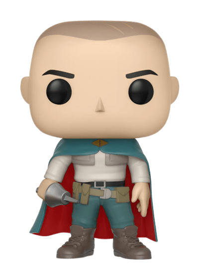 The Will Saga Funko Pop