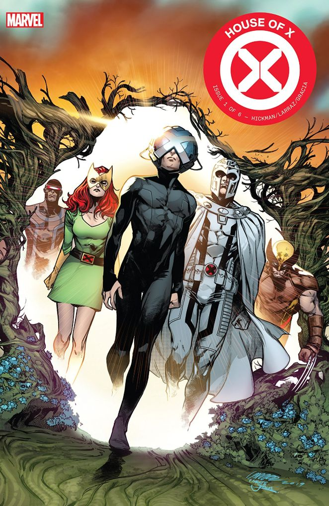 House of X #1 Cover
