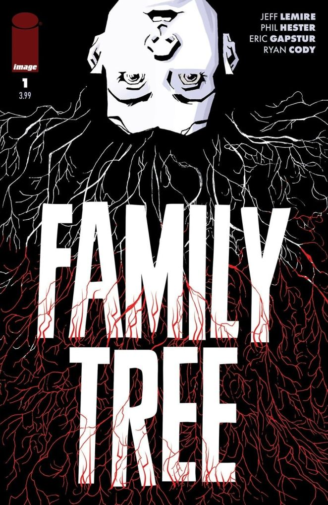 Family Tree #1 Image Comics