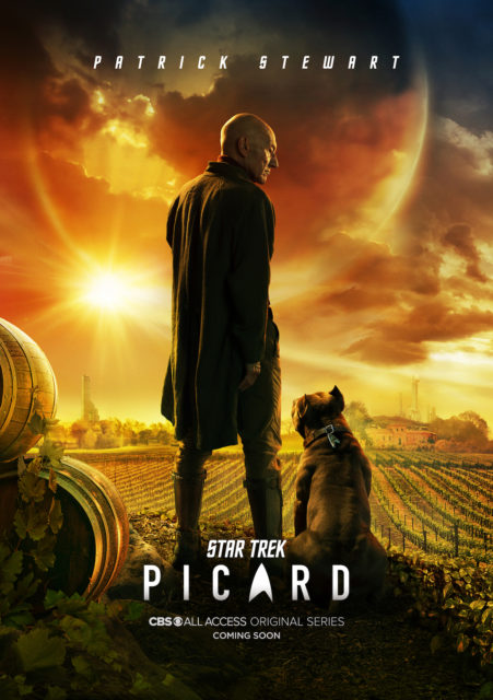 Star Trek: Picard - Countdown #1 IDW Publishing