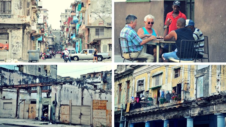 Kuba budynki