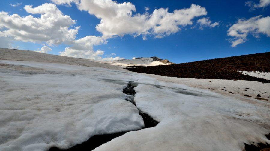 Góra Aragats, Armenia