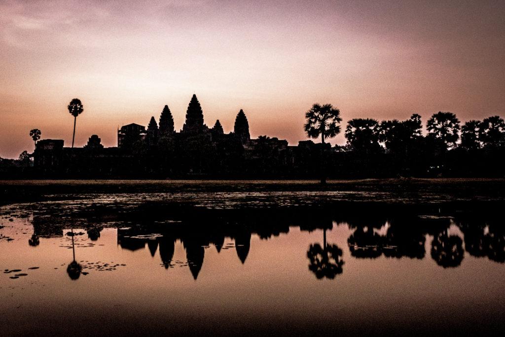 zwiedzanie Angkor Wat