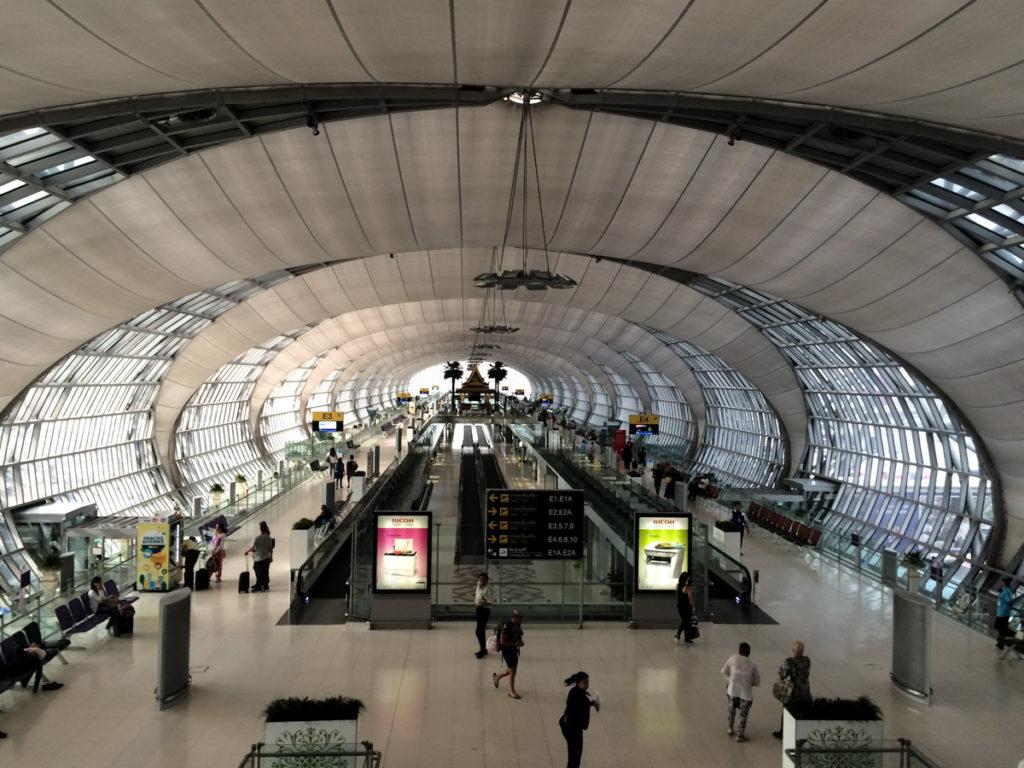 Przesiadka w Doha - lotnisko