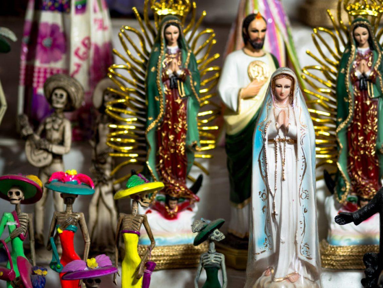 Meksyk Śmierć