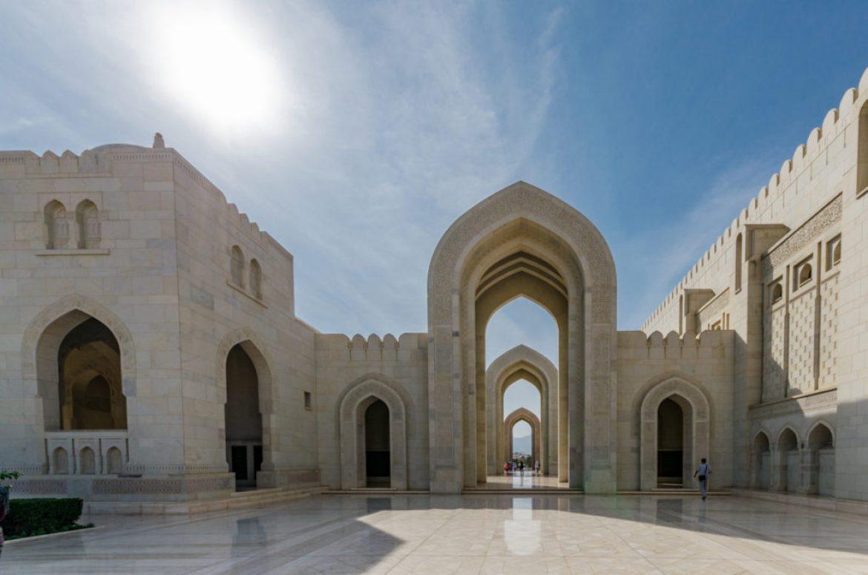 Oman Meczet