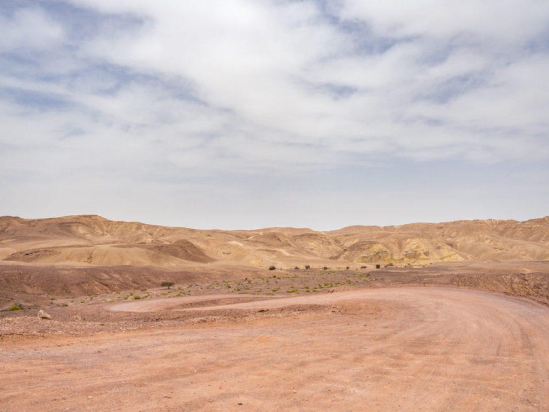 Izrael Czerwony Kanion