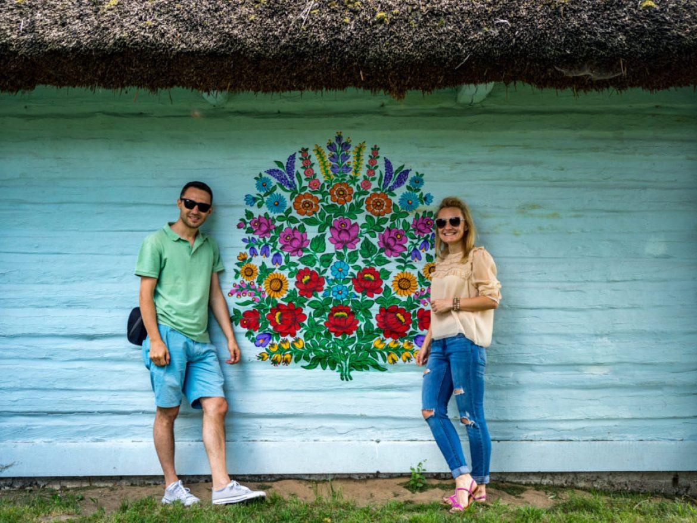 Zalipie najpiękniejsza wieś w Polsce