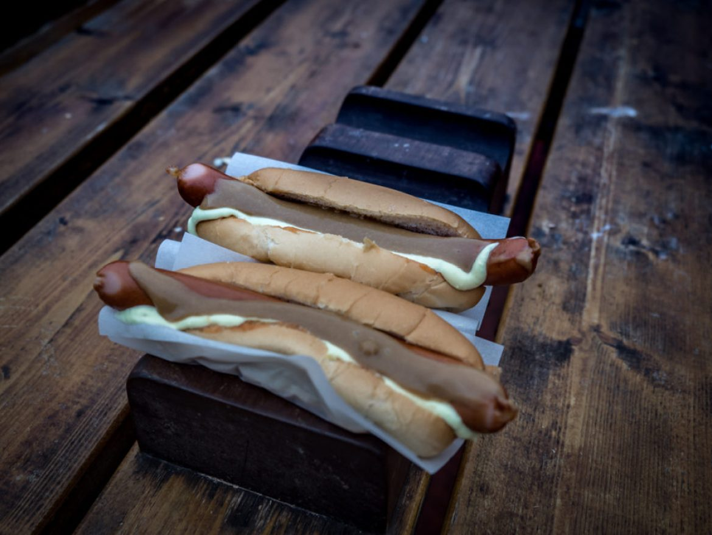 hot-dog Baejarins Beztu Pylsur