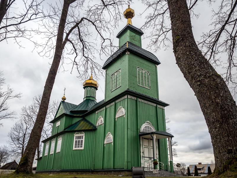 Cerkiew w Trześciance