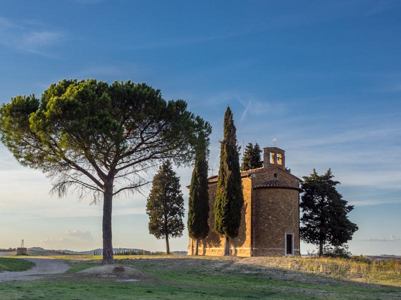 9 najpiękniejszych punktów widokowych w Toskanii