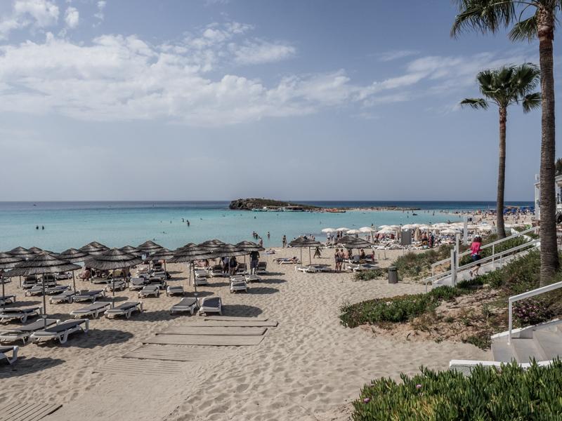 top 10 najpiekniejszych plaż na Cyprze