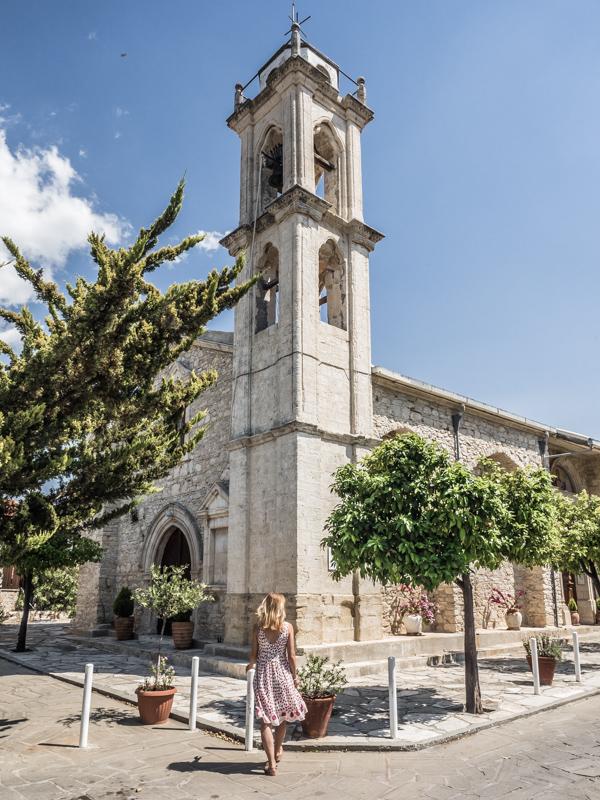 Lania, Cypr