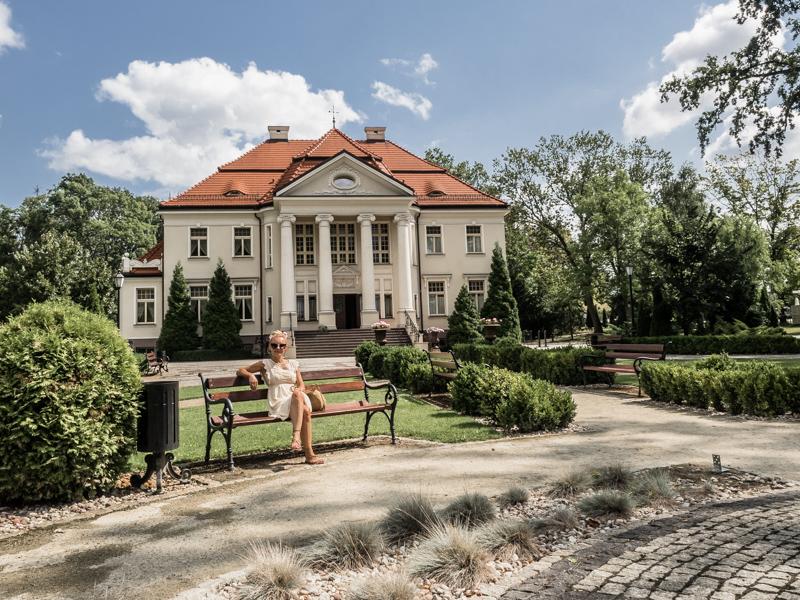 Hotel Pałac Tłokinia