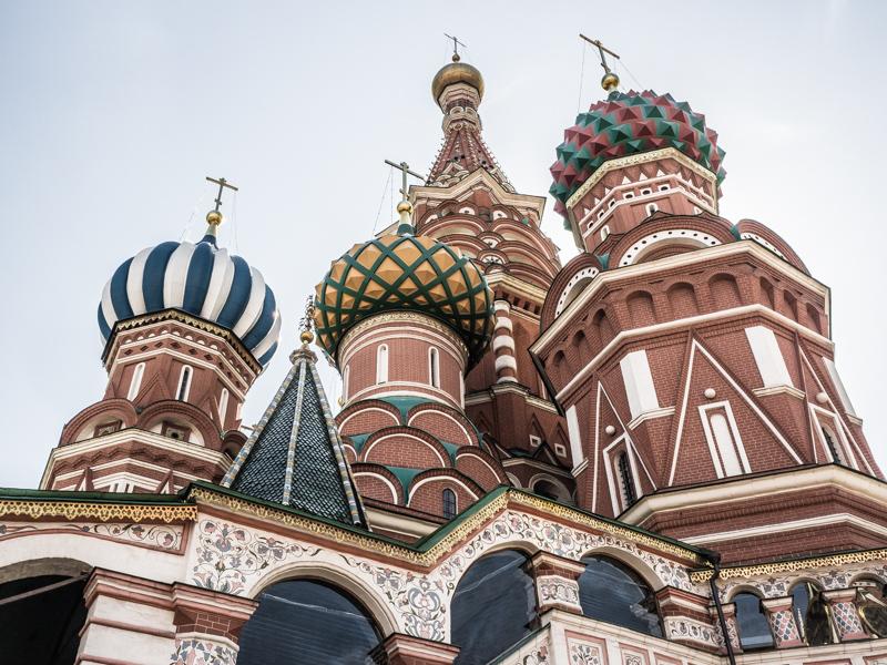 Moskwa na weekend