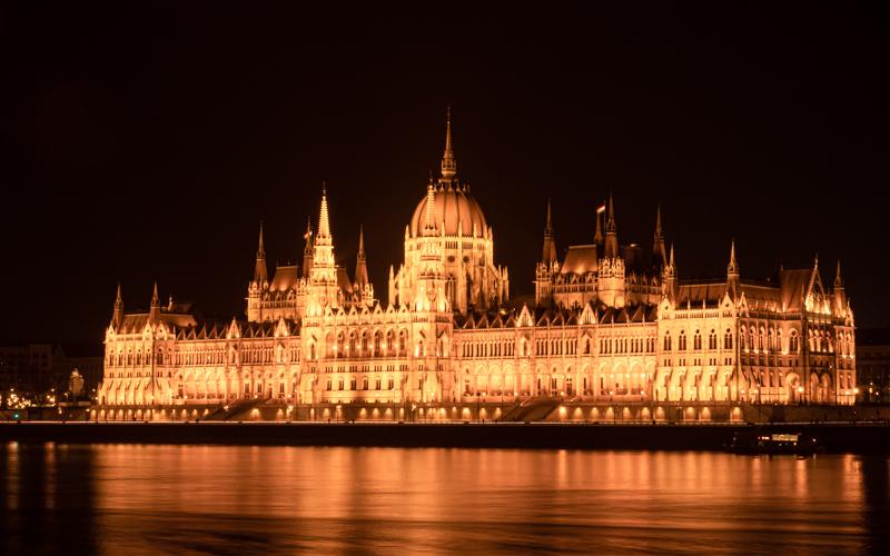 Punkt Widokowy Budapeszt