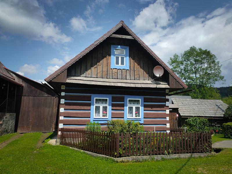 Osturnia, Słowacja