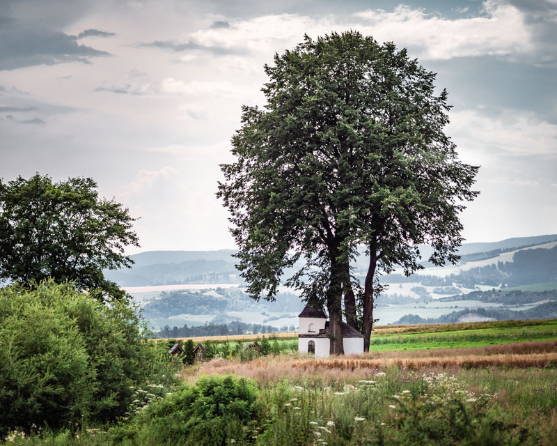 Lestiny, Słowacja