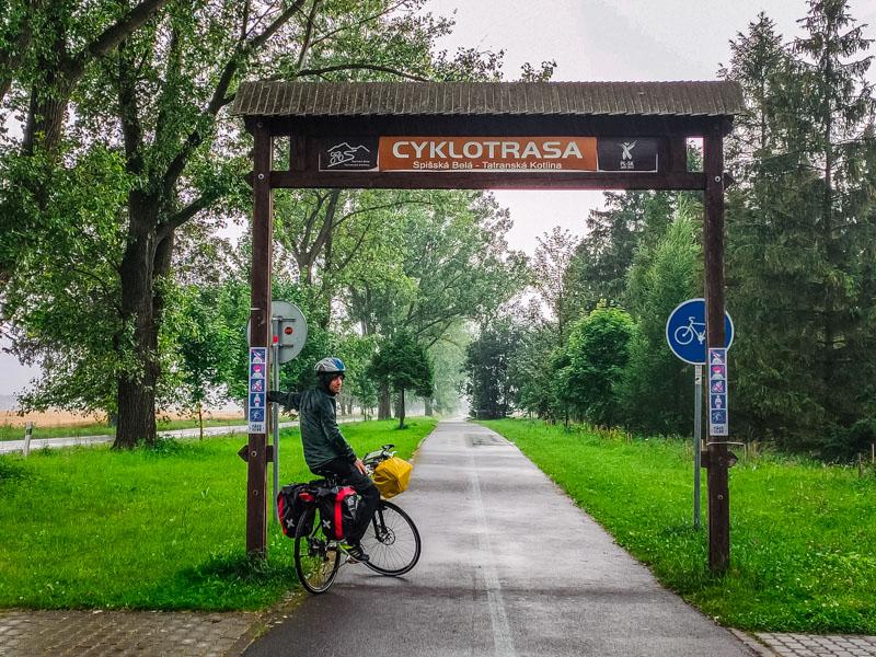 Cyklotrasa Słowacja