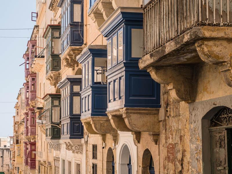 Valletta atrakcje
