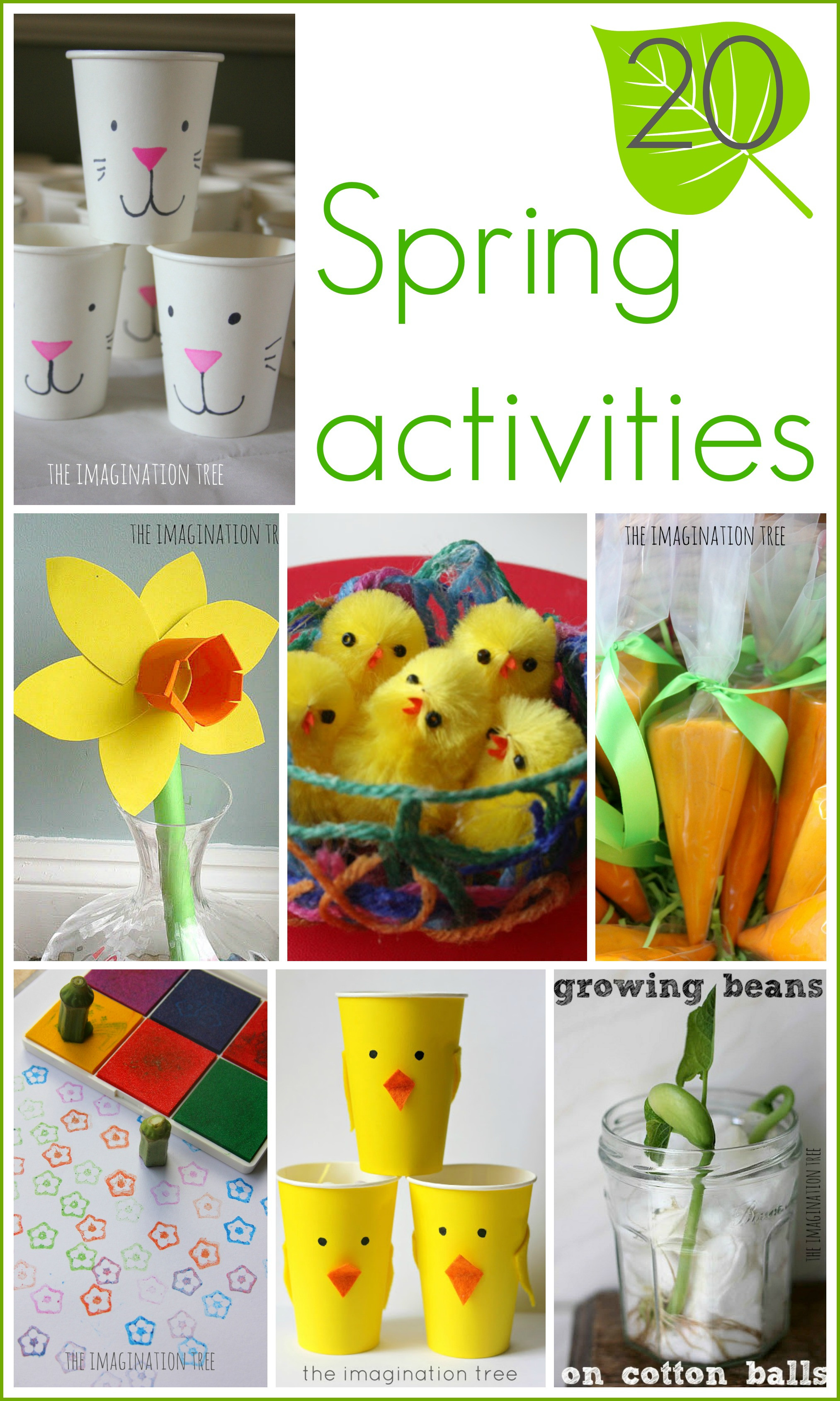 The Top 20 Ideas About Spring Craft Ideas For Kids