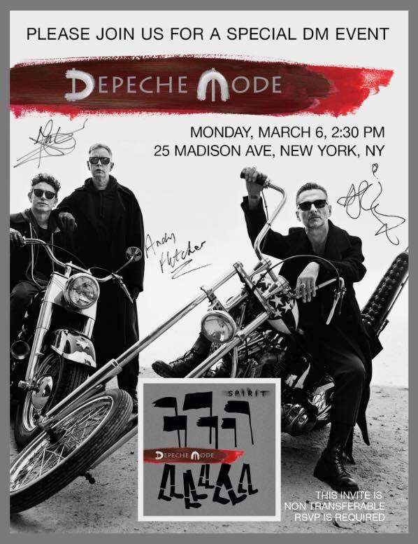 2017.03.06 - sekretny koncert w NY