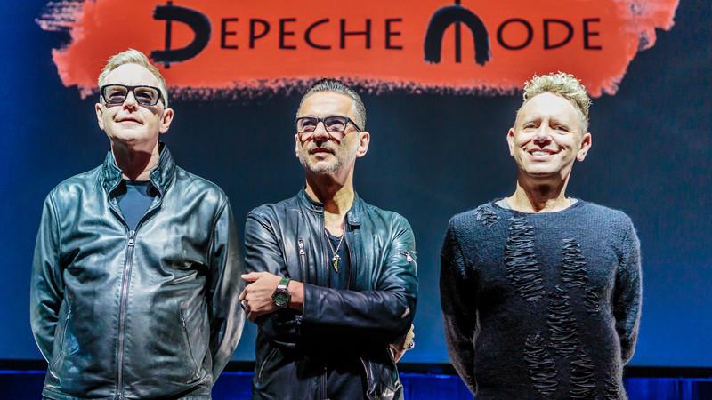 depeche MODE na Netflix