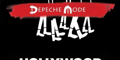 depeche mode w LA