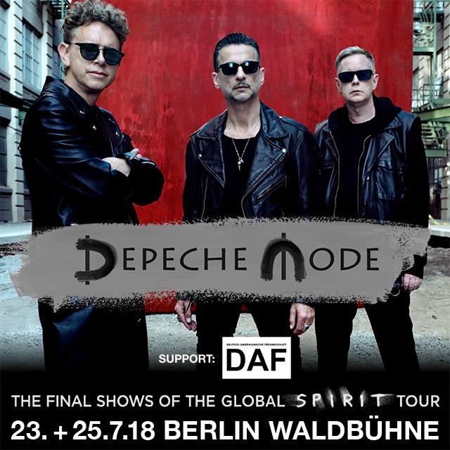 DAF z depeche MODE