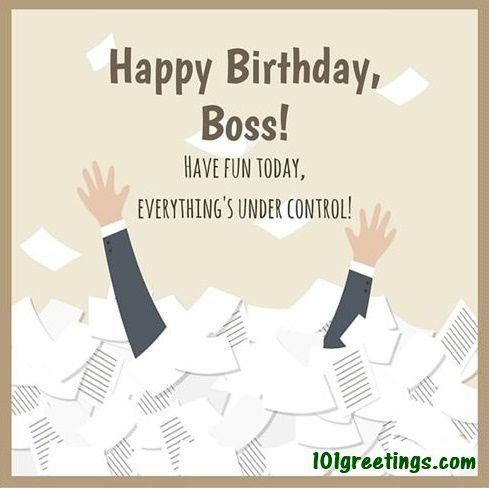 Professional birthday greetings for boss and manager professional birthday greetings for boss m4hsunfo