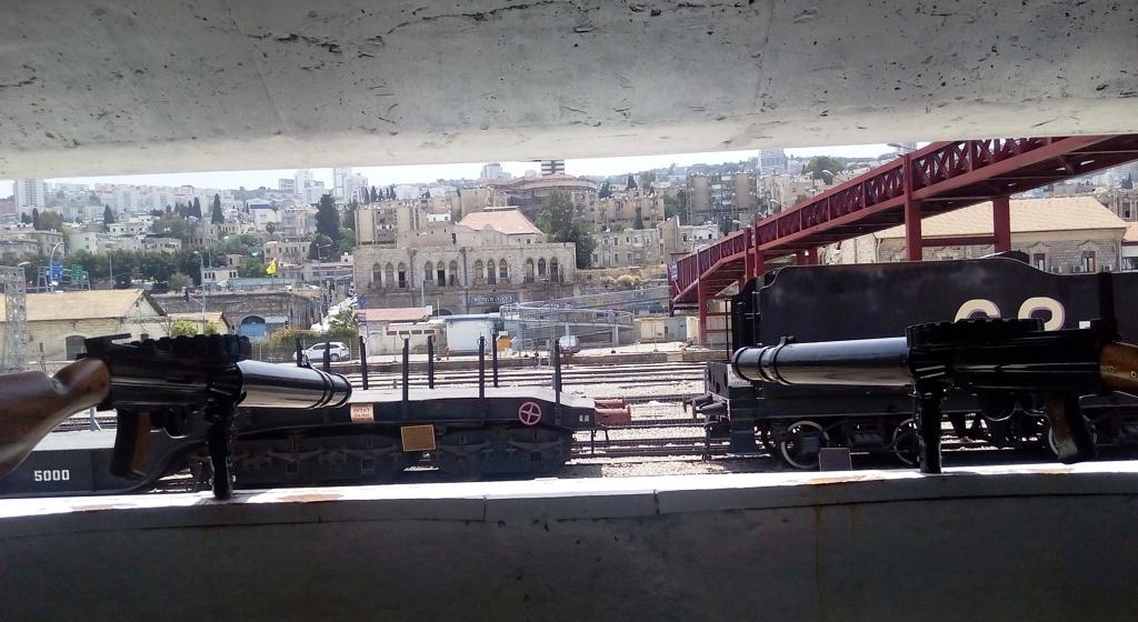 Israel Railway Museum Haifa 160516  (4)