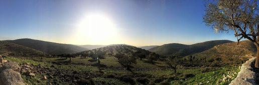 Panorama_Ramallah_hills