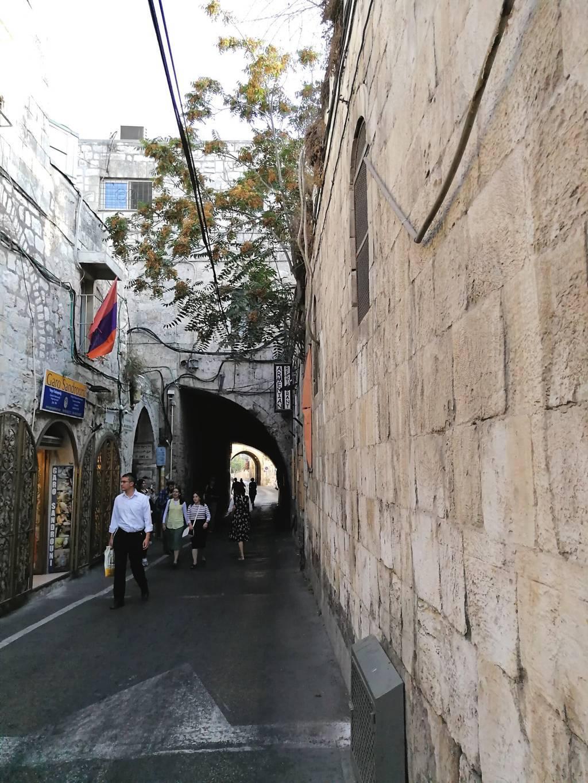 Jerusalem_040916 (79) Armenian Quater