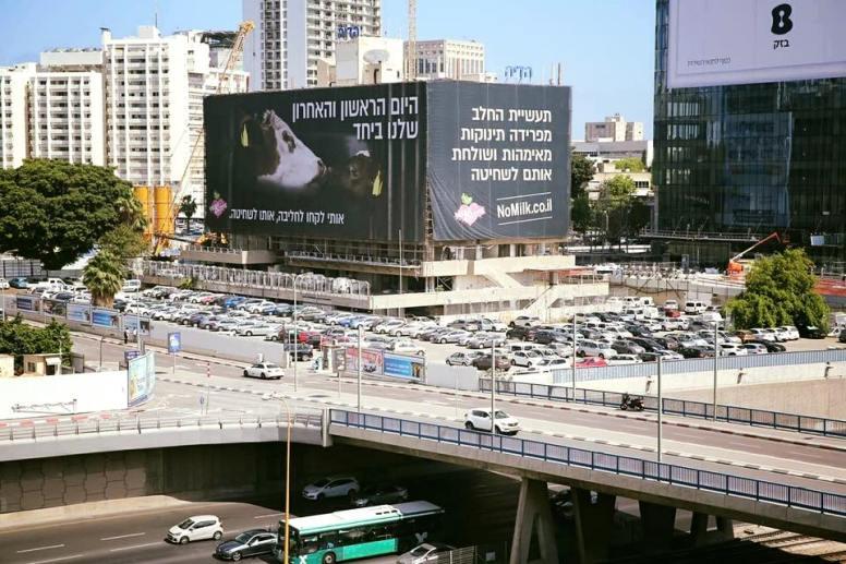 Vegan_friendly_campaign_Tel_Aviv