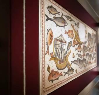 040618National Maritime Museum Haifa Lod_Mosaic (1)