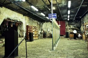 Elijah's Cave is where the prophet Elijah is believed to have hidden from King Ahab and Queen Jezebel