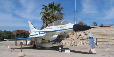 IAI-Lavi-B-2-hatzerim-1 IAF