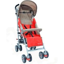 Коляска трость Baby Care Polo (красный беж)