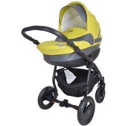 Детская коляска Tutis Galant 3 в 1 (желтый)