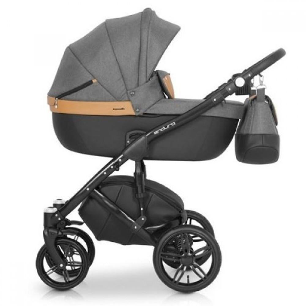Детская коляска Expander Enduro 3в1 (серо-коричневый)
