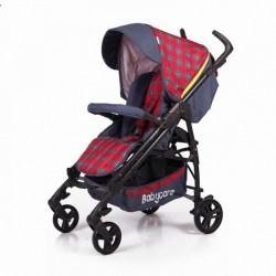 Детская коляска-трость Baby Care GT4 (серый/красный)