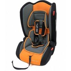Детское автокресло Rant Safety Line Junior (Черный/оранжевый)