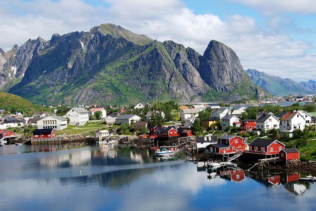 Resultado de imagen de Imágenes de Noruega