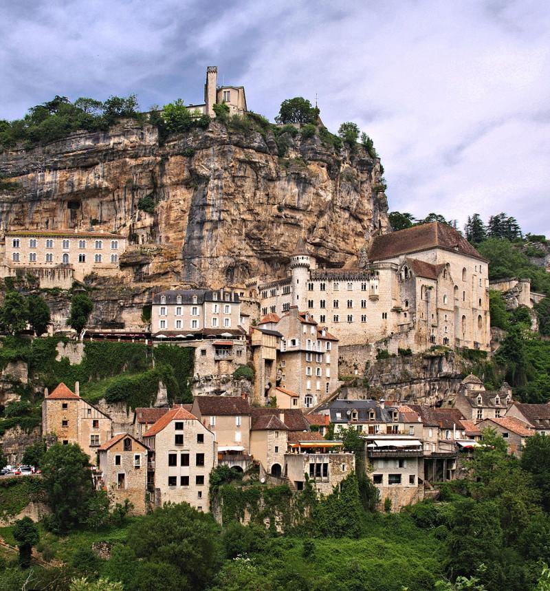 Rocamadour-dordona-france